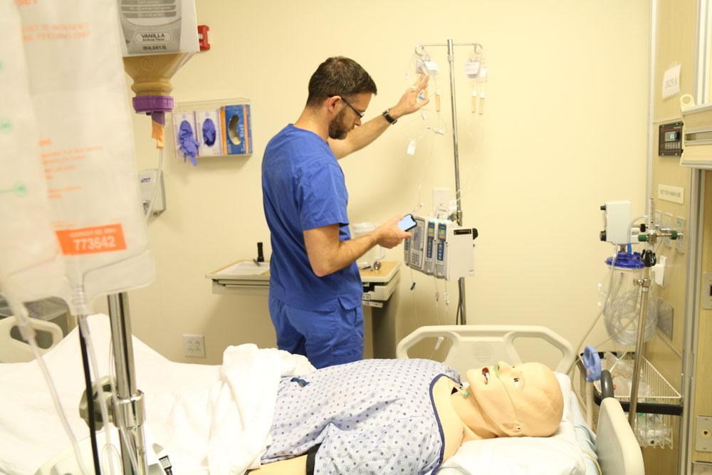 Adult-Gerontology Acute Care NP • University of Virginia School of