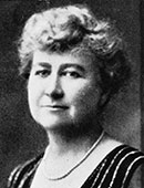 Virginia nursing leader Agnes Dillon Randolph.  Courtesy of Special Collections and Archives, Tompkins-McCaw Library, Virginia Commonwealth University.