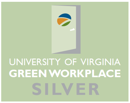 Green Workplace Silver certification badge