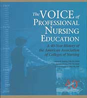 The Voice of Professional Nursing Education