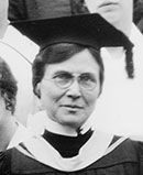 Superintendent of Nursing McLeod 1924-1937.