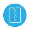 An icon of a clipboard to signify scholarship in symptom science.