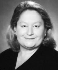 Sue Childers Taylor, MEd, RN, President of the University of Virginia School of Nursing Alumni Council, 1998-2001.