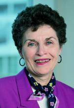 Barbara M. Brodie, RN, PhD, FAAN, author of Mr. Jefferson's Nurses.